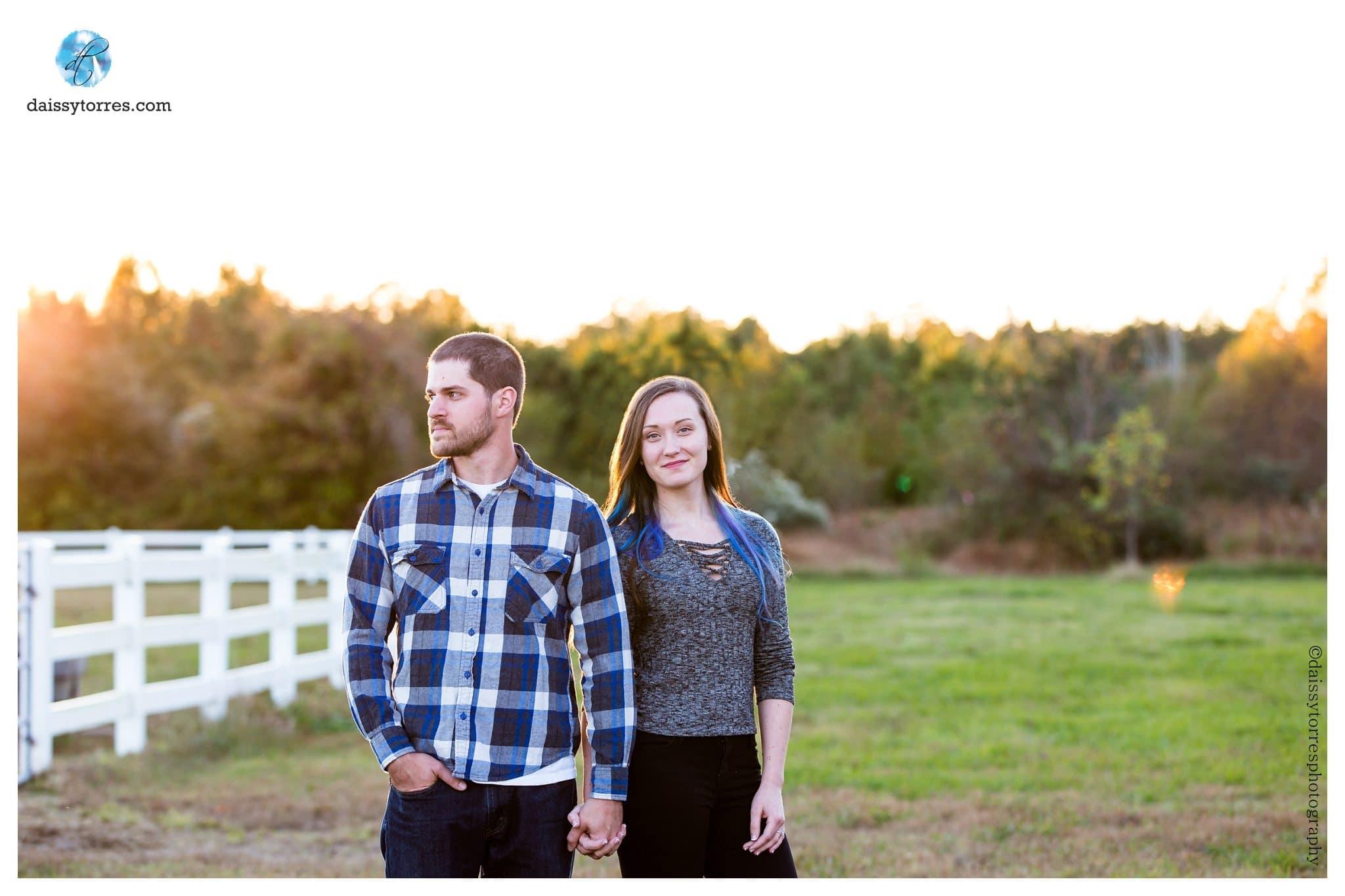 Back Bay Engagement Session - couple