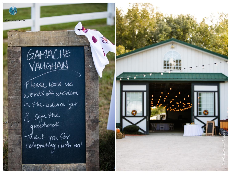 The Culpepper Barn Wedding | Courtney and Kendall