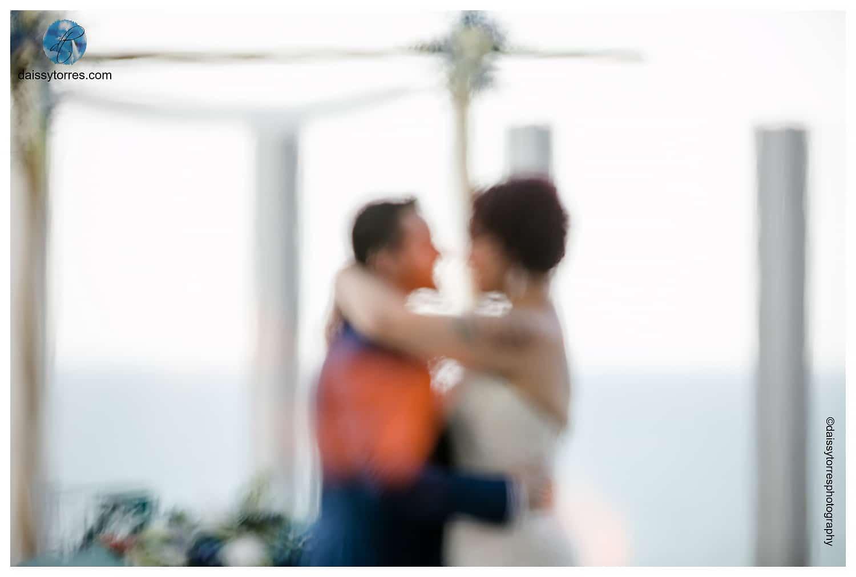Fun Oceanaire Resort Wedding